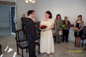 Zwykły, a zarazem niezwykły Ślub Cywilny;-)