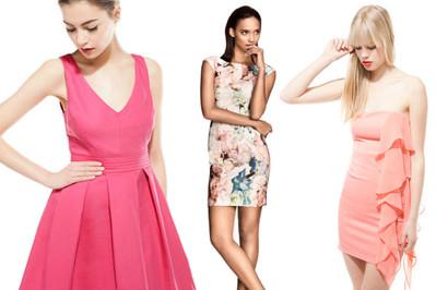 Sukienki na poprawiny z wyprzedaży 2014