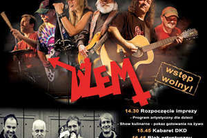 Dżem i Gienek Loska Band gwiazdami Swedwood Day