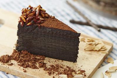 Ciasto z czekoladą – pyszne brownie!