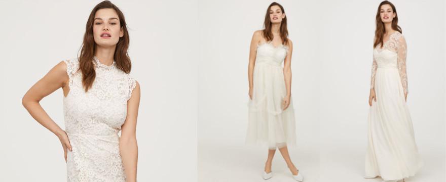 Suknie ślubne z tej sieciówki są piękne i bardzo tanie!