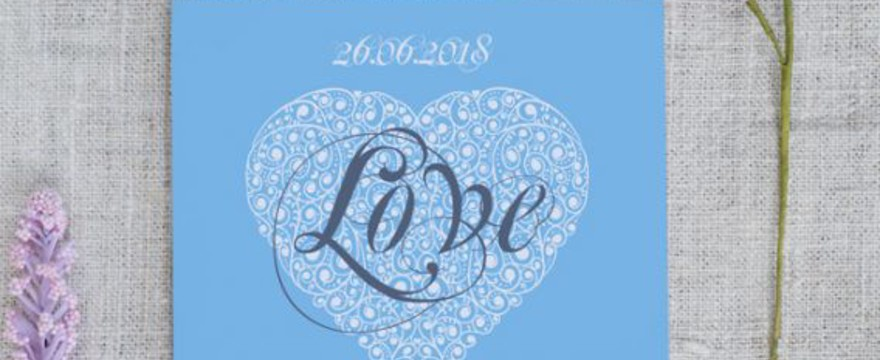 Zaproszenia ślubne - wręczane osobiście lub... wysyłane przez Internet